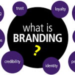 What is branding and how does it apply to auto repair shops?
